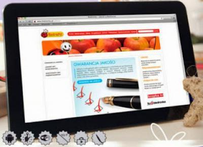 Tablet myTAB 11 Dual Core z Biedronki