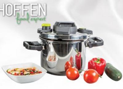Szybkowar Hoffen Food Expert z Biedronki
