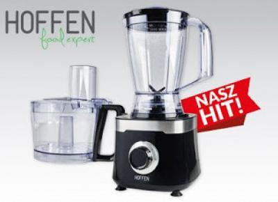 robot kuchenny Hoffen Food Expert z Biedronki
