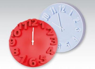 Zegar ścienny z Biedronki
