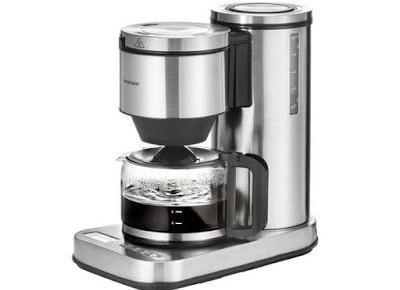 Co w Lidlu: Przelewowy ekspres do kawy z timerem 1650 W Silvercrest z Lidla
