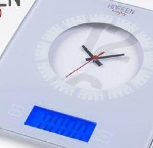 Opinie: Waga kuchenna z zegarem Hoffen everyday z Biedronki