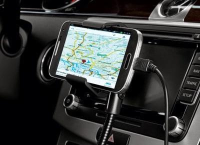 Co w Lidlu: Uchwyt na smartfona z ładowarką Silvercrest z Lidla