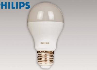 Żarówka LED Philips 9 W z Biedronki