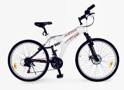 Testujemy produkty z Biedronki: Rower górski 3 Trip AMT 26