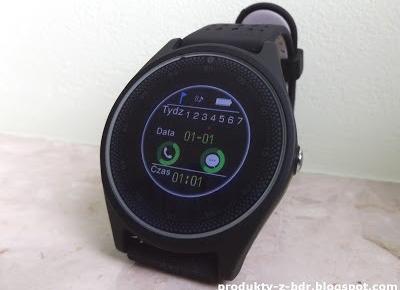 Testujemy produkty z Biedronki: Smartwatch Hykker Chrono 4 Biedronki