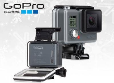 Kamera sportowa GoPro HERO CHDHA-301 z Biedronki