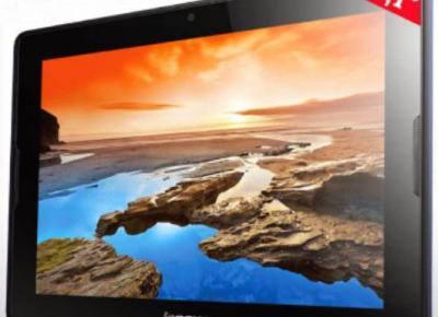 Tablet Lenovo A10-70 A7600 z Biedronki