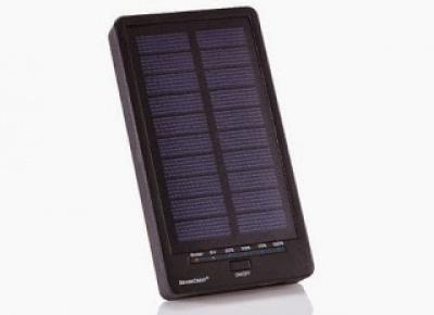 Co w Lidlu: Ładowarka solarna Silvercrest 2200 mAh z Lidla