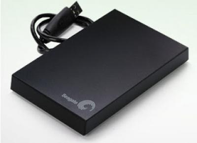 Dysk przenośny Seagate Expansion 750 GB z Biedronki