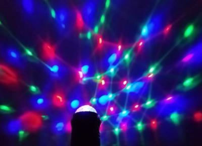 Lampka rotująca Blink Smarty z Biedronki