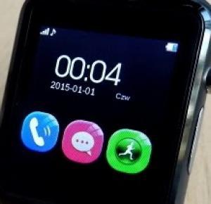 Test: Smartwatch Hykker Chrono S79 z Biedronki