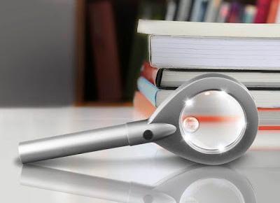 Co w Lidlu: Lupa z oświetleniem LED Auriol z Lidla