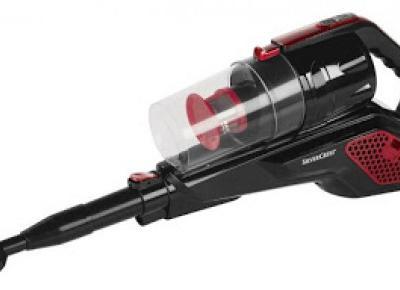 Cyklonowy odkurzacz akumulatorowy 130 W Silvercrest z Lidla