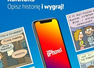 Wygraj iPhone X lub bony do Empiku