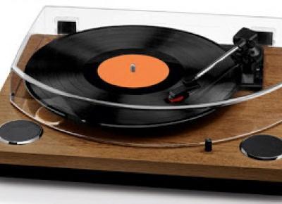 Gramofon USB Silvercrest z Lidla