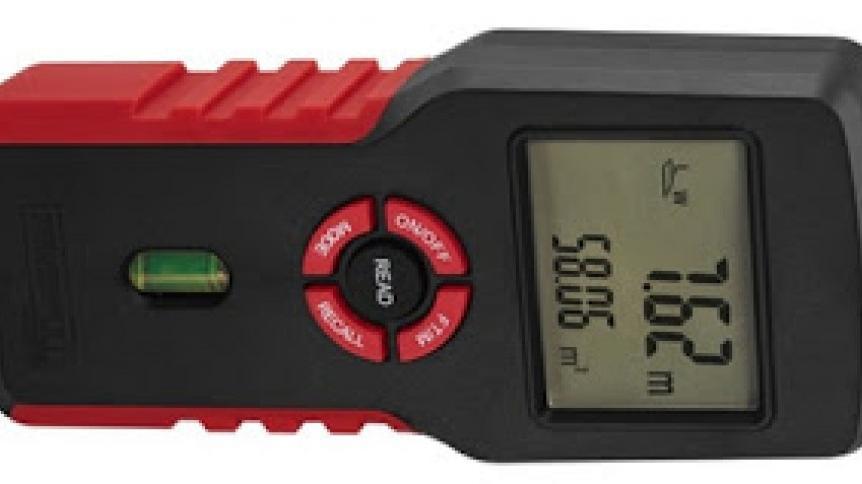 Co w Lidlu: Odległościomierz ultradźwiękowy Powerfix z Lidla