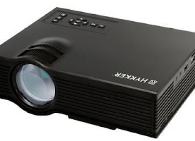 Projektor HYKKER LED Vision 130 z Biedronki