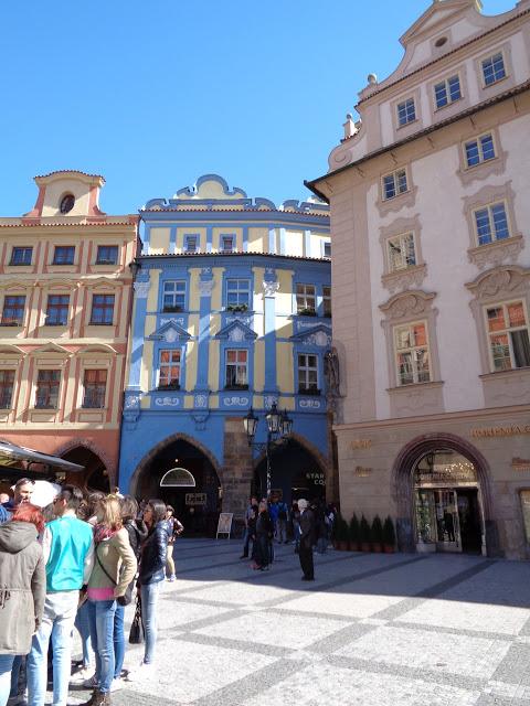 Reszta Polski i świata : Czeska Praga, czyli co można zwiedzić w jeden dzień. Część druga :)