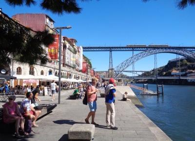 Reszta Polski i świata : Porto - październik 2018 - dzień drugi - Ribeira z listy UNESCO