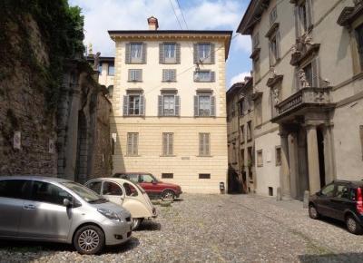 Reszta Polski i świata : Fantastyczne Miasto Górne w Bergamo
