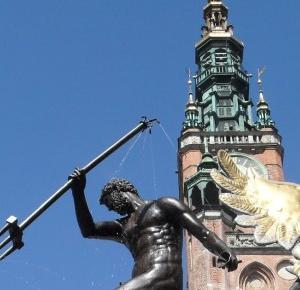 7 zdjęć z Gdańska.: Główne Miasto - jedyne w swoim rodzaju.