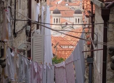 Reszta Polski i świata : Stare Miasto w Dubrowniku - co sprawia, że jest tak wspaniałe?