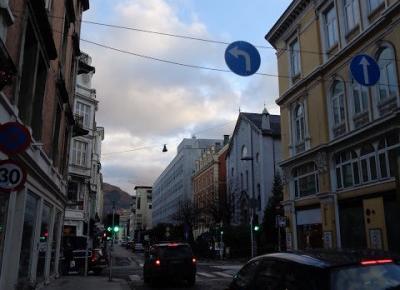 Reszta Polski i świata : Bergen - tam mnie wcześniej nie było.