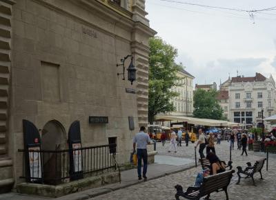 Lwów – Stare Miasto bez planu zwiedzania – Miejski Wojażer