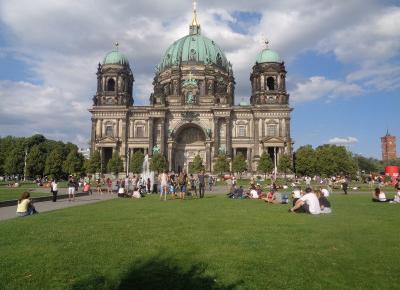 Dzień w Berlinie – jak poprowadzić spacer? (mapa z trasą i ważnymi punktami) – Miejski Wojażer
