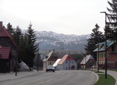 Reszta Polski i ?wiata : Park Narodowy DURMITOR - widoki nad Czarnym Jeziorem