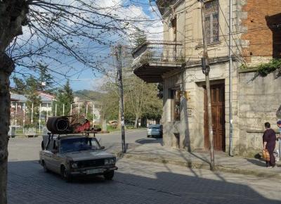 Podróż do Gruzji, ciekawe miejsca w Kutaisi. – Miejski Wojażer