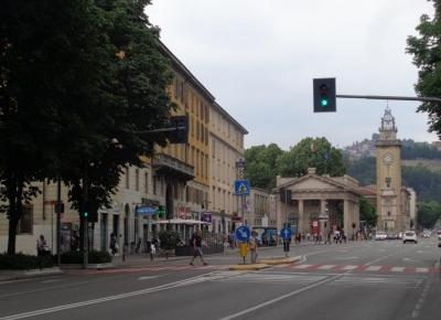 Reszta Polski i świata : Bergamo - najważniejsza ulica miasta