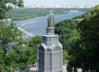 Kijów na wzgórzach – parki i punkty widokowe – Miejski Wojażer