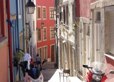 Reszta Polski i świata : PORTO - październik 2018 - dzień drugi - CHARAKTERYSTYKA zabudowy Porto