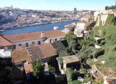 Reszta Polski i świata : SYMBOLE miasta i punkt widokowy - Porto - październik 2018 - dzień drugi