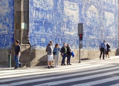 Reszta Polski i świata : Porto - październik 2018 - dzień drugi - NAJPIĘKNIEJSZA miejska oś widokowa