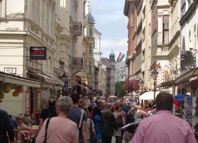 Reszta Polski i świata : Budapeszt - wielkomiejsko, ale przyjemnie.