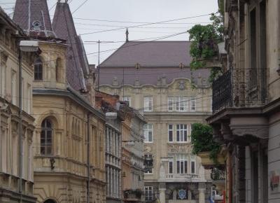 Reszta Polski i świata : Za to miejsce pokochałem Lwów.