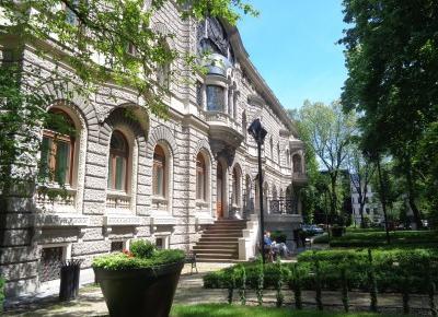Reszta Polski i świata : Łódź - najpiękniejsza zabudowa XIX i XX wieku?