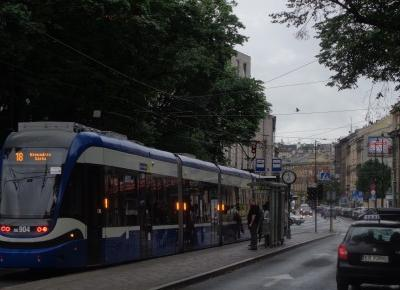 Reszta Polski i świata : Kraków w deszczu? Również piękny! Sprawdźcie.