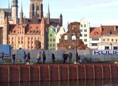 7 zdjęć z Gdańska.: Sposoby odbioru miasta na przykładzie Motławy i Raduni.