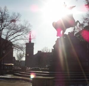 7 zdjęć z Gdańska.: Z Aleksandrem Masłowskim