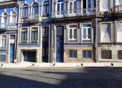Reszta Polski i świata : Najpiękniejsza ulica w Porto! - Porto - październik 2018