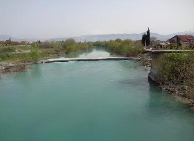 Czarnogóra - droga z lotniska do Podgoricy i pierwsze wrażenia z miasta