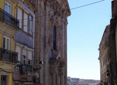 Reszta Polski i świata : Porto - październik 2018 - która poboczna uliczka w Porto skradła moją uwagę?