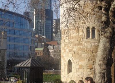 Reszta Polski i świata : London to dla mnie...