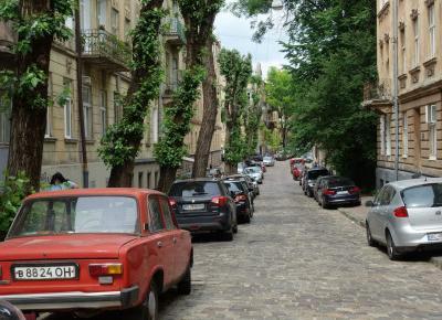Mało znane i piękne uliczki we Lwowie – Miejski Wojażer