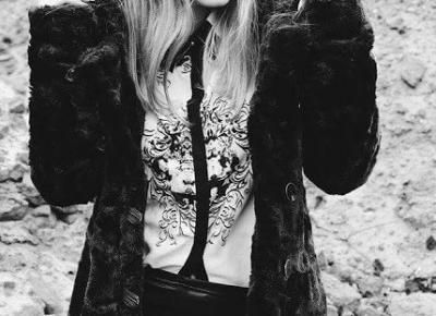 Kamila Madurska: Stylizacja zimowa