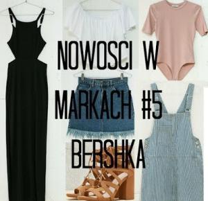 PRETTY RECKLESS KAMILA: NOWOŚCI W MARKACH #5 - BERSHKA